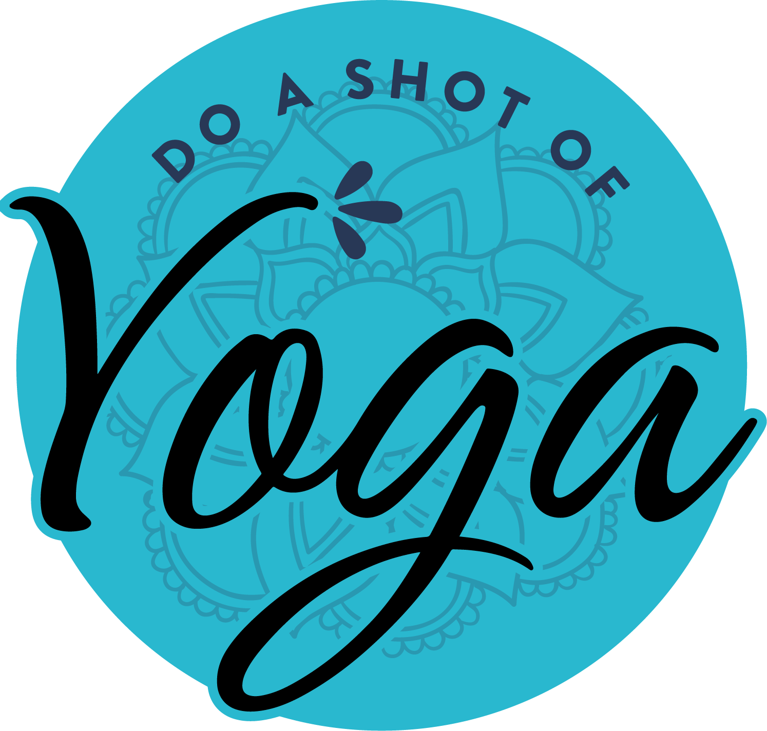 Do A Shot Of Yoga