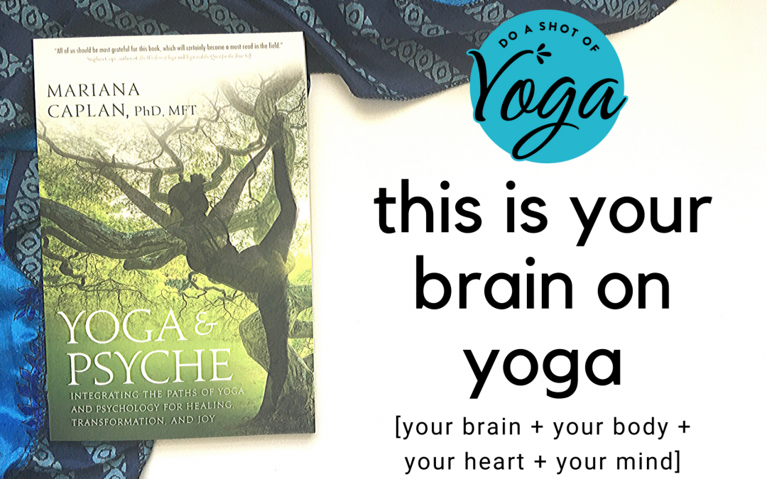 May 2020 Do a Shot of Yoga Book of the Month