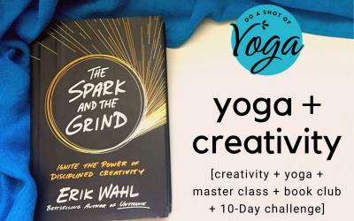 Do a Shot of Yoga Digital March 2021 – Yoga + Creativity