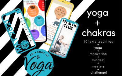 Do a Shot of Yoga Digital May 2021 – Yoga + Chakras