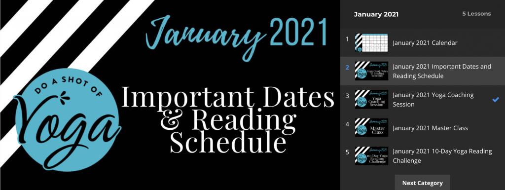DSY January 2021