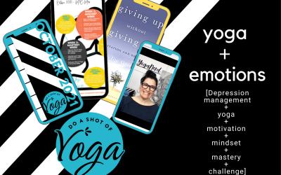 October 2021 – Yoga + Emotions